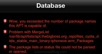 exceeded-number-of-cydia-package-names